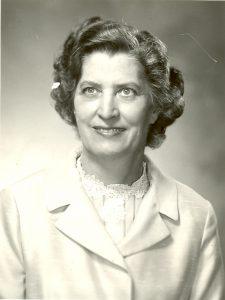 Marie Hochmuth Nichols