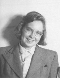 Mary-Elizabeth Hamstrom
