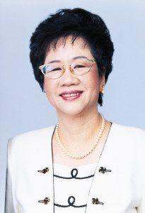 Annette Lu Hsiu-lien