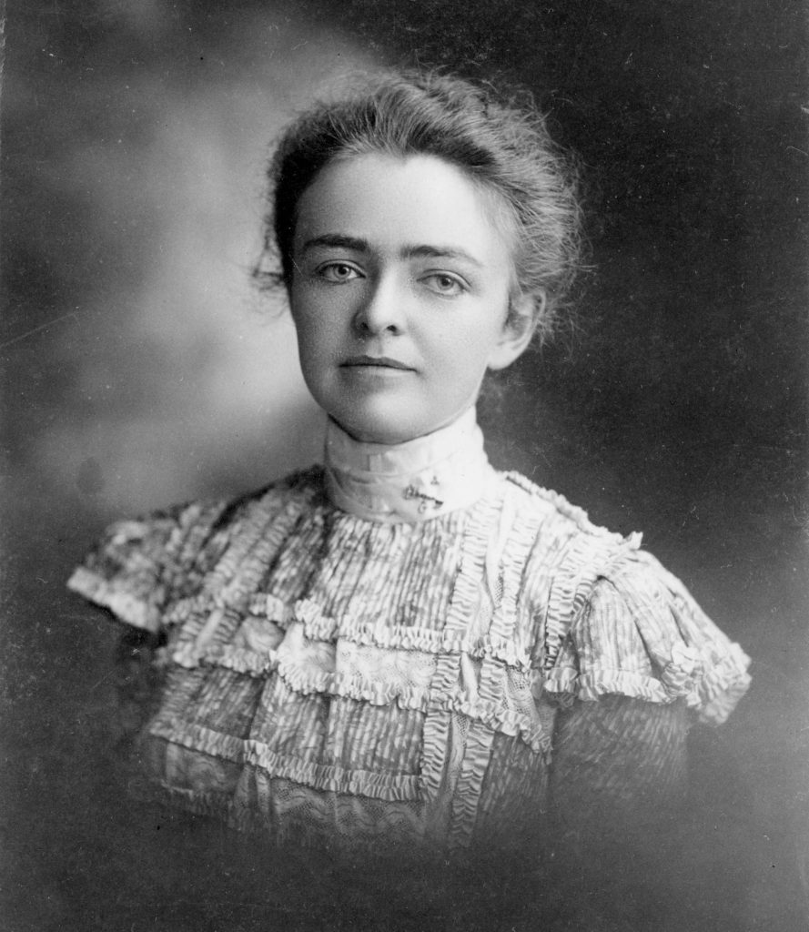 Click to view featured women at UofI from before 1900